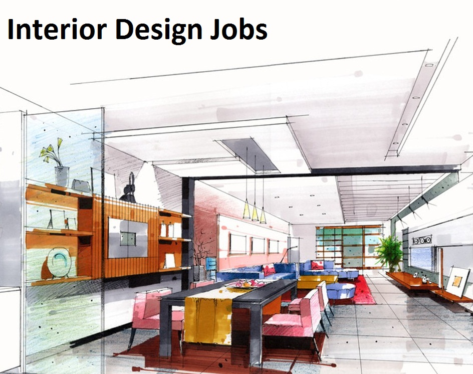 career opportunities in interior design home design