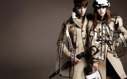 Dreams of Working at Burberry